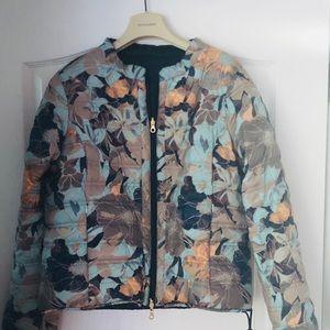 Duvetica reversible short jacket.